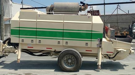 concrete pump rentals new york
