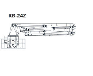 KB-M28Z Placing Boom